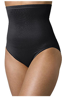 Naomi & Nicole Hi-Waist Brief with Wonderful Edge - 775