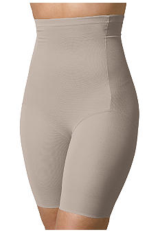 Naomi & Nicole Hi-Waist Thigh Slimmer with Wonderful Edge - 779