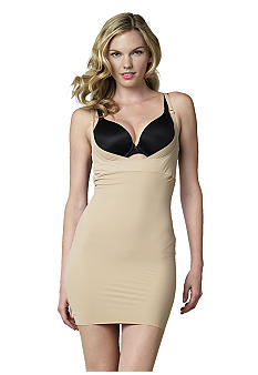flexees by maidenform Wear Your Own Bra Torsetts Slip - 2541