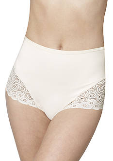 Bali 2 pack Lace insert Brief - X054