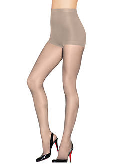 Hanes Silk Reflections Control Top Sandalfoot Pantyhose