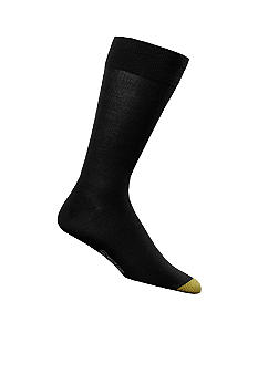 Gold Toe Aqua  FX Dress Jersey Socks - Single Pair