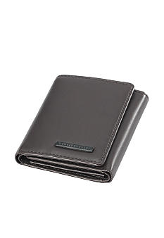 Geoffrey Beene Mead Leather Trifold Wallet