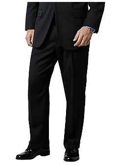 Saddlebred® Black  Suit Separate Trousers - Extended Sizes