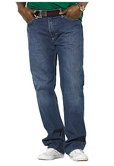 Polo Ralph Lauren Classic-Fit Five-Pocket Jeans - Stanton