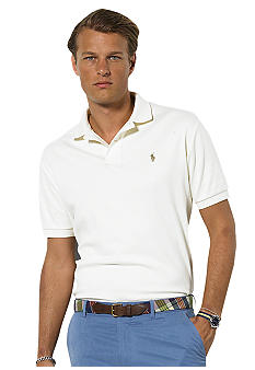 Polo Ralph Lauren Slim Custom-Fit Knit Polo
