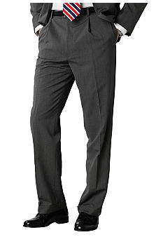 Geoffrey Beene Modern Fit Suit Separate Pleated Trousers