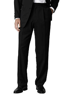 Madison Tuxedo Black Classic Fit Pants
