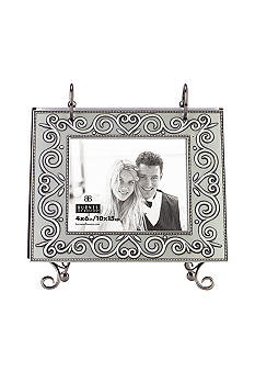 Burnes of Boston Heart Vine Flip-It 4x6 Frame