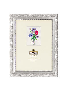 Burnes of Boston Windser Leaves Frame - Silver