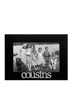 Malden Cousins 4x6 Frame