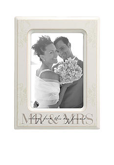 Malden Mr. & Mrs. 5x7 Frame