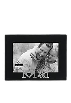 Malden I Love Dad 4x6 Frame