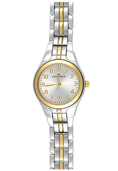 Anne Klein Ladies' Bracelet Round Case Watch