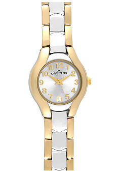 Anne Klein Ladies Two Tone Watch