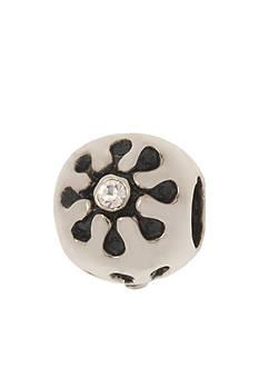 Belk Silverworks Cubic Zirconia Starburst Originality Bead