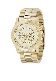 Michael Kors Men's Gold Camera Case watch