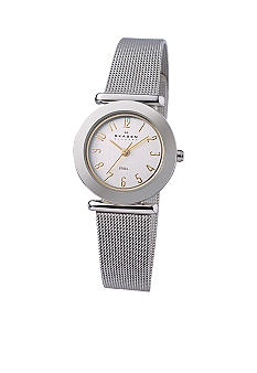 Skagen Ladies' Two-Tone Mesh