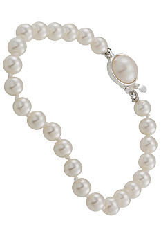 Carolee 6mm Simulated Pearl Bracelet