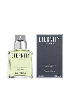 Calvin Klein Fragrances ETERNITY For Men Eau de Toilette Spray