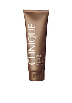 Clinique Self Sun Body Tinted Lotion Light/Medium