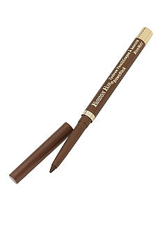 Fashion Fair Brow Pencil with Sharpener (Brown Black)