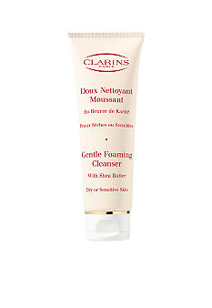 Clarins New Gentle Foaming Cleanser-Dry/Sensitive