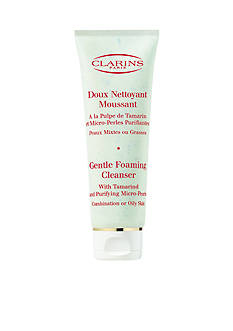 Clarins New Gentle Foaming Cleanser-Oily/Combination