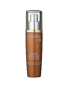 Lancome Flash Bronzer Tinted Anti-Age Self-Tanning Face Lotion SPF 15 Sunscreen