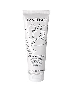Lancome Creme Douceur Cream-To-Oil Massage Cleanser All Skin Types