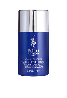 Ralph Lauren Fragrances Polo Blue Vitamin Enriched Alcohol-Free Deodorant