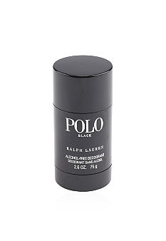 Ralph Lauren Fragrances Polo Black Alcohol-Free Deodorant Stick