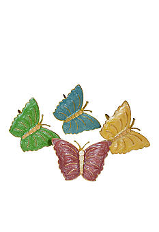 Lenox Butterfly Meadow Napkin Rings