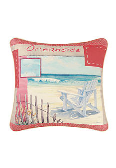 C&F Oceanside Decorative Pillow