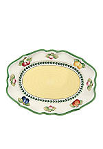 French Garden Oval Platter