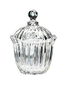 Crystal Clear Alexandria Cookie Jar