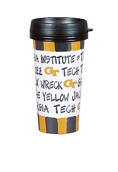 Magnolia Lane Georgia Tech Tumbler