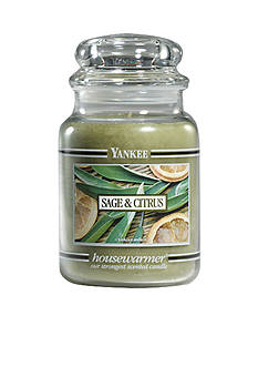 Yankee Candle Sage & Citrus Large jar Candle