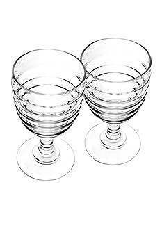 Portmeirion SC GLASS WINE S/2