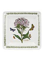 "Botanic Garden 8.5"" Square Salad Plate"