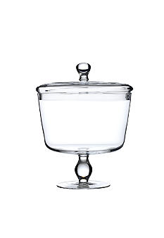 Luigi Bormioli Michelangelo Trifle Bowl with Lid