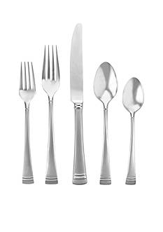 Federal Platinum Frost Place Setting & Serveware