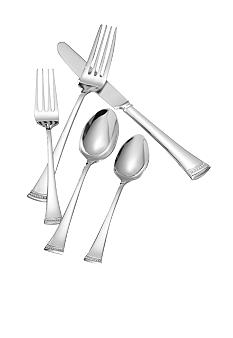 Lenox Portola 53 PC Flatware Set