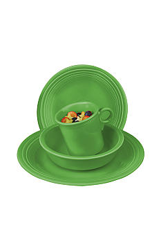 Fiesta Shamrock Dinnerware and Accessories
