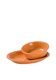 Fiesta Tangerine 2-Piece Companion Set