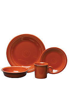 Fiesta Paprika Dinnerware & Accessories