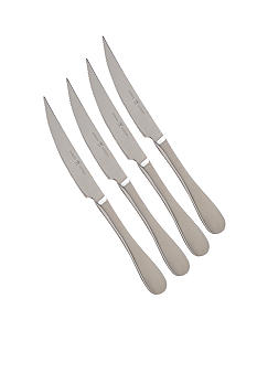 J. A. Henckels International Mansion 4 pc. Stainless Steak Set