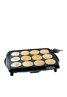 Presto Tilt n Drain Big Griddle 7046