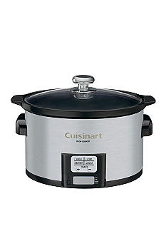 Cuisinart 3.5-Quart Programmable Slow Cooker PSC350
