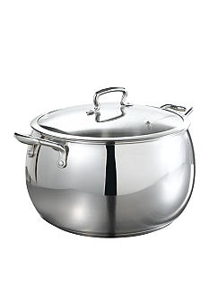 Biltmore For Your Home 12QT Belly Shaped Stock Pot